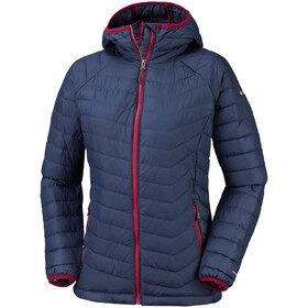 Columbia Powder Lite Hooded Jacket Women Nocturnal